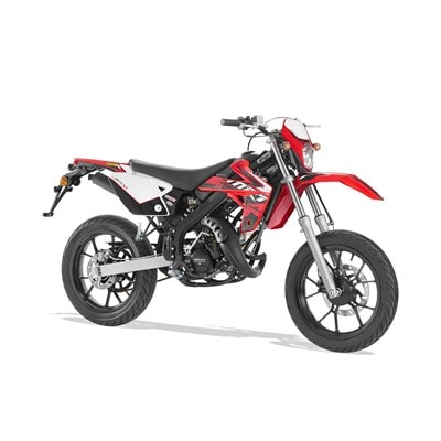 RIEJU MRT ENDURO Freejump Red TROPHY EDITION