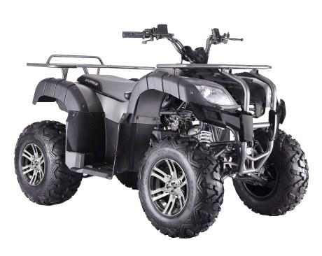 ATV Hammer 150cc Mattgrå