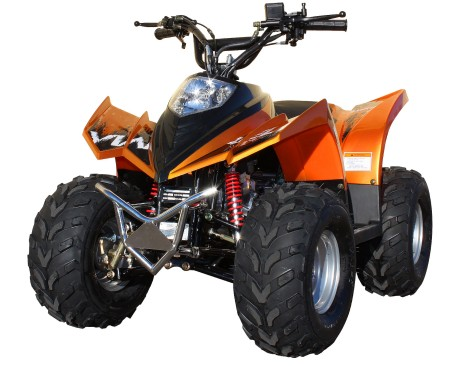 Viarelli ATV 90cc Orange Metallic
