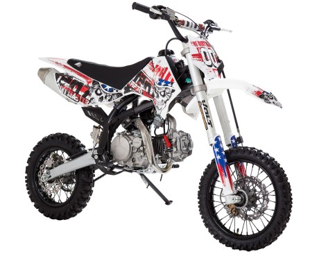 Ten7 Dirtbike RFZ 125cc 2016