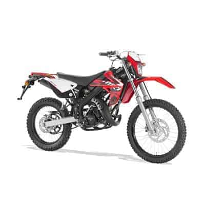 RIEJU MRT SUPERMOTARD Freejump Red TROPHY EDITION