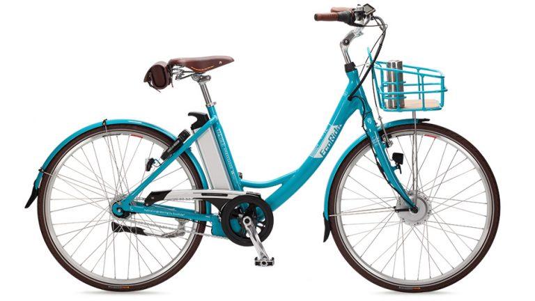 EcoRide Elcykel Limited Edition 2016