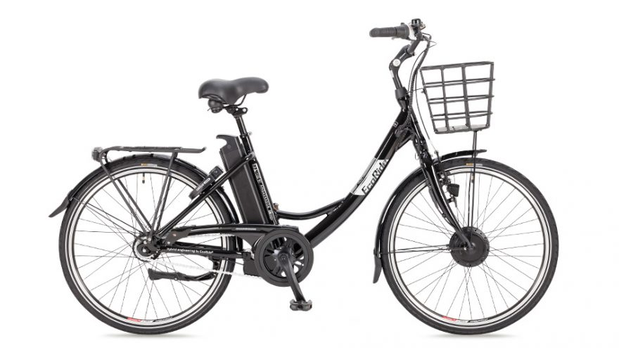EcoRide Ambassador 26 Elcykel 2016