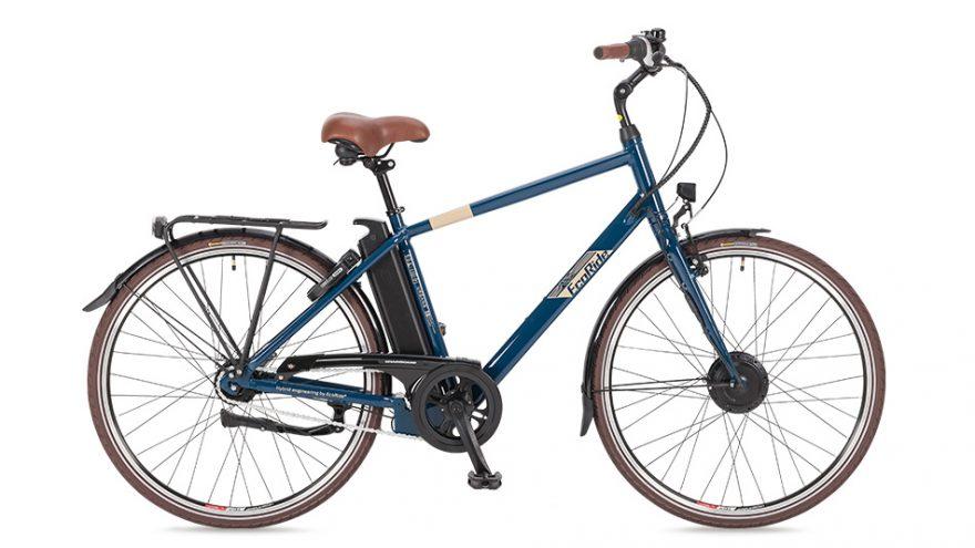 EcoRide Urban8 Elcykel 2016