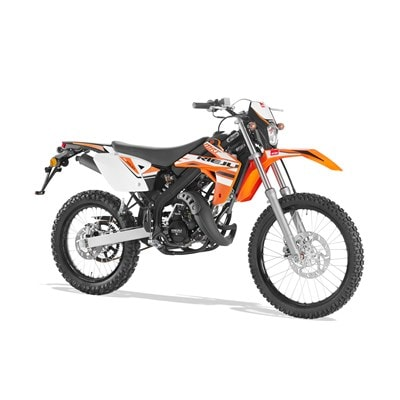 RIEJU MRT ENDURO Orange