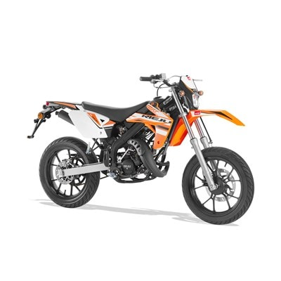 RIEJU MRT SUPER MOTARD Orange