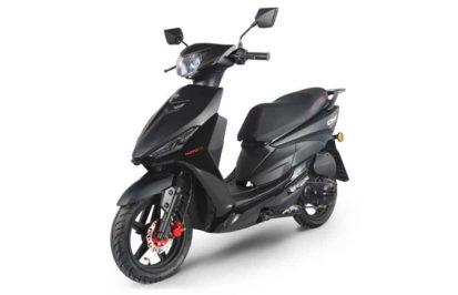 motocr comet svart klass 2 4t
